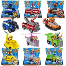 Paw Patrol basic vehicle with puppy