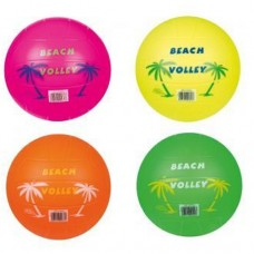Strand volleybal neon