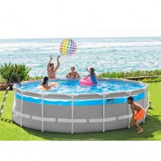Intex Clearview Prism Frame swimming pool 488 cm x 122 cm