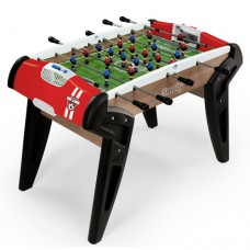 Smoby Voetbaltafel rood